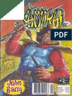 765 Samurai John Barry