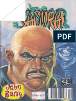 767 Samurai John Barry