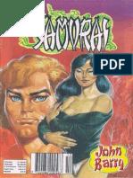 768 Samurai John Barry