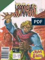 772 Samurai John Barry