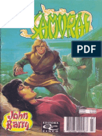 781 Samurai John Barry