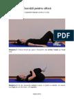 Exerciții pentru cifoză