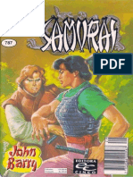 787 Samurai John Barry