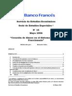 Creacion de Dinero en El Sistema de Encaje Fraccionario-GABA