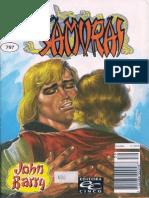 797 Samurai John Barry