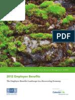 2012 Empbenefits Report