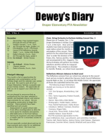 December 2013 PTA Newsletter