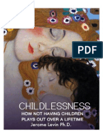 Childlessness - How not having children plays out over a lifetime, by Jerome Levin