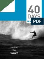 40 Days Prayer Guide