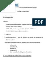Resumo Qorganica 1