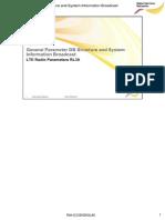 02_RA41212EN30GLA0_General Parameter DB Structure_System Information Broadcast_ppt