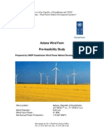 Astana Wind Farm