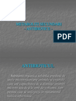 Antibiotic e