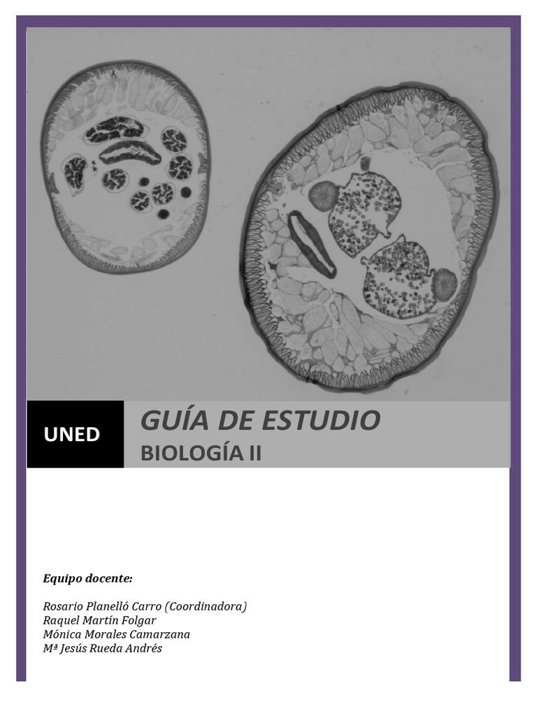 Guia Estudio Biologia II