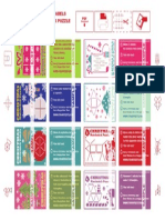 Printable Christmas Matchbox Labels - Matchstick Puzzle