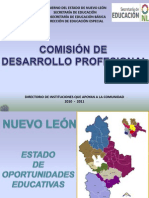 Directorio de Instituciones, Feb. 2011