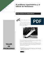 El problema isoperimétrico y el Cálculo de Variaciones