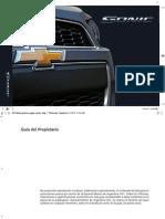 Manual Chevrolet Sonic 2013