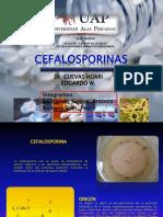 Cefalosporinas Expo