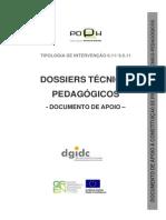 Doc_Apoio_Dossier_técnico-pedagógicoTI6_11-8_6_11-9_6_11