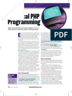 Practical PHP Programming