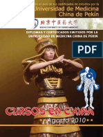 Cursos China 2010