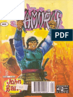 802 Samurai John Barry