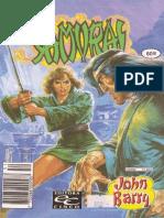 809 Samurai John Barry