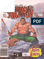 818 Samurai John Barry