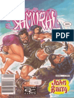 820 Samurai John Barry