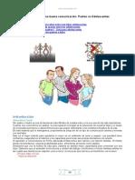 Pildoras Buena Comunicacion Padres vs Adolescentes