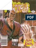 842 Samurai John Barry