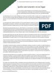 Séptimo Día - Las tasas municipales nuevamente en su lugar- Diario El Día, La Plata, Argentina