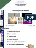 Termodinamica Química