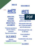 ARIETESPreciosABR2012 [Compatibility Mode]