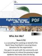 fight hunger with the stars
