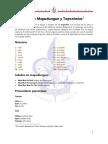 Idioma Mapudungun y Toponimias