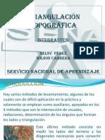 Triangulacion Cabrera Nelsi