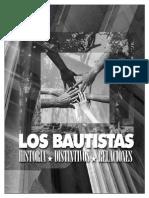Los Bautistas Historia Distintivos Relaciones