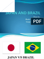 Japan and Brazil-gbf Ppt