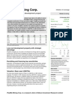 Edison Investment Research PolyMet report