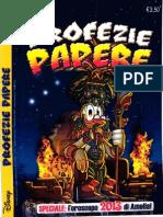 Disney Profezie Papere