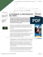 EL ESTUDIANTE , EL MÁS VENGATIVO DEL CARTEL - Archivo - Archivo Digital de Noticias de Colombia y el Mundo desde 1.990 - eltiempo.com