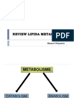 k18a - Review Lipida Metabolism