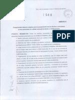 Res. MEN 1588.12 Anexo II - Requisitos y Procedimientos Para La Validez Nacional de Titulos