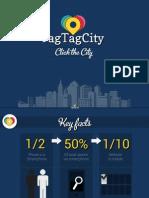 Tag Tag City - présentation Café Numérique Liège