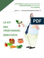 Kit Vegan pour Debutants