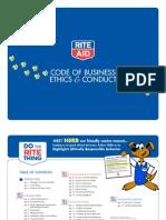 RiteAid Code of Ethics