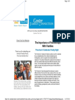 OHU Des Plaines CDC Newsletter July 2013