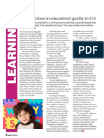 Wide variation in educational quality in U.S. (FREE pdf)